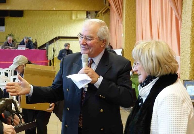 Association des Éleveurs Normand : Jean-Pierre Viel succède à Philippe Henry à la présidence