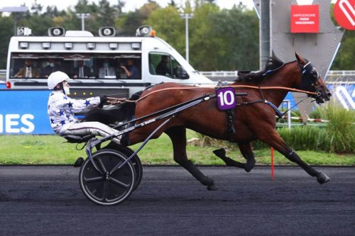 Go on Boy : un « triple Speedy Crown » associé au sang de Muragla